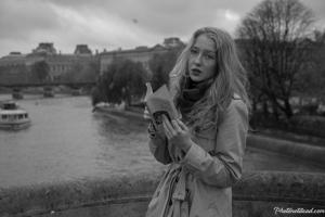Portrait in Paris